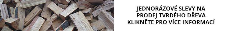 tvrdé dřevo - akce