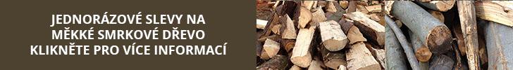 smrkové dřevo - akce